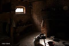 Slave Quarters - Mount Vernon (RF Clark) Tags: nikond50 georgewashington mountvernon slavequarters moodcreations rfclark photobyrobclark