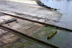 rusted slipway and boat ramp (Richard Rodgers_melb.aus) Tags: australia victoria williamstown dockyard