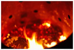 Cotteridge Park Wassail 2014 (TheBrumReaper) Tags: pentax orchard k7 cotteridgepark wassail cotteridge 8514 samyang samyang8514