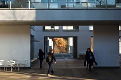 fujisawa - keio university shonan campus 2 (Doctor Casino) Tags: architecture campus architect fumihikomaki keidai keiouniversity shonanfujisawa 19901994 makifumihiko keiōgijukudaigaku shonanfujisawakanpasu