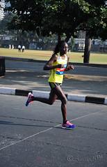 Mumbai Marathon 2014 - I'm in air - 7 (Anjan05) Tags: india nikon marathon running run maharashtra athlete mumbai runner scmm marinedrive 2014 d90 westernindia marathonrunner nikond90 amchimumbai anjan05 mumbaimarathon2014 standardcharterdmumbaimarathon