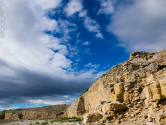 Cannae: muro di cinta (nicokap) Tags: della canne battaglia barletta romani annibale