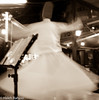 Whirling dervish, Turkey (HalehR) Tags: turkey islam spinning meditation sufi sufism dervish whirling darvish mevlâna