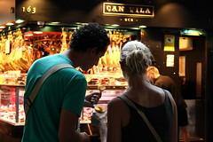 apéro (juliloc) Tags: barcelona place market marché barcelone