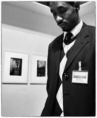 DSCF8236 (sergedignazio) Tags: street paris france photography blackwhite frankreich noir photographie expo nb exposition agent rue francia blanc reportage フランス vif humain 法国 sécurité brassaï humaniste франция x100s