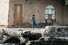 Child, Basra, Iraq