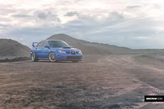 Subaru WRX - Three Quarter (Fyrebase) Tags: dirt subaru grip wrx