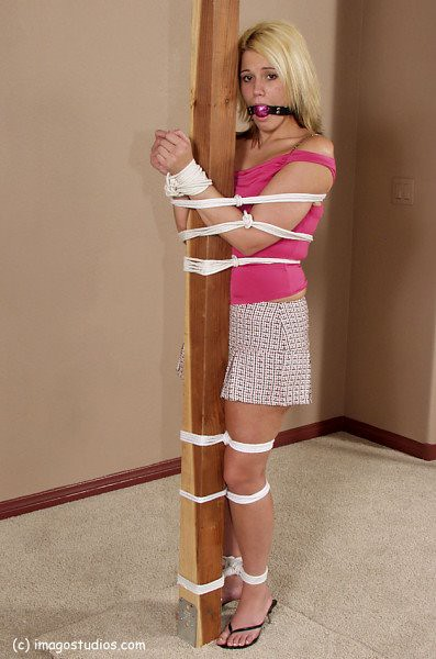 Handcuffed Tied And Bound