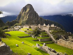 (krmnv) Tags: travel peru machu picchu inca america trek ruins cusco south inka jungle lama huayna latinoamrica
