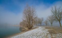 lake Zajarki (025) - foggy morning (Vlado Ferenčić) Tags: fog lakes croatia foggymorning nikkor173528 nikond600 zaprešić zajarki lakezajarki