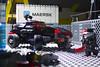 Mayhem in the Streets (BlueShift 12) Tags: lighting macro toy lego diorama brickarms gibrick