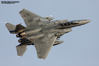 F15E Strike Eagle  00-3003
