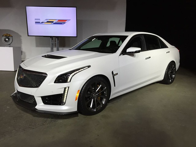 wallpapercar 2016cadillacctsv