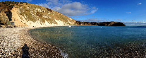 Lulworth Cove Panoramic