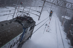 093 (Sern19) Tags: winter snow train 50mm nikon railway nikkor d90 18g