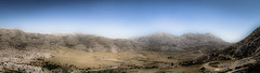 View outside Zeus cave - Crete (vale0065) Tags: panorama mountain canon island kreta greece zeus crete 5d cave bergen ida isle eiland markii mountainrange griekenland highplains grot hoogvlakte