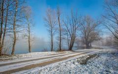 lake Zajarki (022) - foggy morning (Vlado Ferenčić) Tags: winter fog landscapes lakes croatia foggymorning nikkor173528 nikond600 zaprešić zajarki lakezajarki
