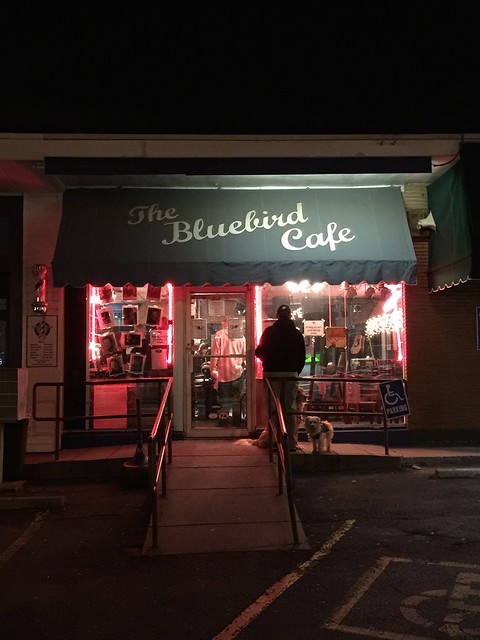 BLUEBIRD CAFE' - NASHVILLE, TN