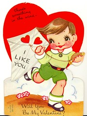 Vintage Valentines-File Photo Digital Archive (File Photo Digital Archive) Tags: vintage cards valentine 1950s