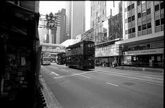 Central -Hong Kong (waex99) Tags: street leica color film asia asians kodak transport chinese tram 03 hong kong epson m6 familly m4 50mmf14 ektar 2016 v500 35mmf28 21mmf4