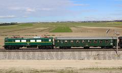 8915+5000 (Mariano Alvaro) Tags: madrid tren trenes museo 015 getafe ferrocarril renfe aranjuez fresa 2016 289 8915