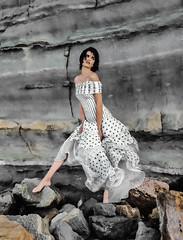Fantasy pieces 238 (maggiolonegiallo) Tags: girl fashion moda hdr maggiolonegiallo