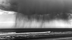 Squall (gobgod) Tags: blackandwhite water monochrome squall moody dramatic stormy powerful maelstrom blyth