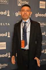 Vicente Corona Perez on the red carpet at the press step and repeat wallpaper for the GLAAD Media Awards at the Waldorf Astoria Hotel in New York City (RYANISLAND) Tags: nyc newyorkcity gay usa ny newyork celebrity television fashion lesbian gaymen tv media famous style glbt pride transgender lgbt glam newyorkstate bisexual awards trans press queer bi gma gender nys equality redcarpet glamorous pressphoto gays pressphotos waldorfastoria glbtq glaad 2016 gaylesbian defamation waldorfastoriahotel gaywomen transidentity gayandlesbian lgbtq redcarpetevent genderidentity glaadmediaawards transman transwoman glaadawards genderfluid gayandlesbianallianceagainstdefamation gaylesbianallianceagainstdefamation glaadny glaadmedia glaadaward glaadnyc glaadawards