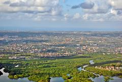 Jimbaran (BxHxTxCx) Tags: city bali aerialview kota fotoudara