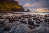 Talisker Bay, Isle of Skye, Scotland. (Carlos J. Teruel) Tags: sunset sea cloud skye rock landscape atardecer photography scotland mar nikon isleofskye highland nubes rocas 1835 filtros gnd nikon1835 taliskerbay xaviersam carlosjteruel d800e nikonafsnikkor1835mmf3545ged