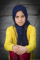 Young pilgrim in Qom, Iran (Helvetic Wanderlust) Tags: travel iran persia olympus omd qom em5