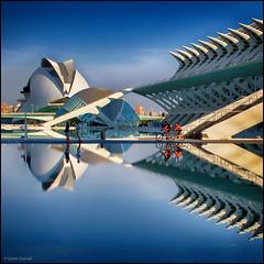 (2305) La Ciutat de les Arts i les Cincies (QuimG) Tags: architecture canon landscape arquitectura paisaje paisatge valncia pasvalenci specialtouch quimg laciutatdelesartsilescincies aiguaicel quimgranell joaquimgranell afcastell obresdart
