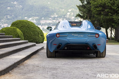 The winner! (A8C100) Tags: car disco spider award erba villa winner alfa romeo concept touring volante cernobbio deste 2016 concorso superleggera carrozzeria deleganza