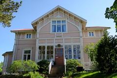Villa_Margeta (Paivi Hannele) Tags: sea building landscape hanko meri luonto ranta thisisfinland pitsihuvila ourfinland visithanko