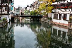 channel (Guy Goetzinger) Tags: street city urban france downtown alsace altstadt