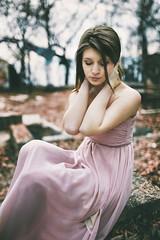 Tenderness (D.Vasilev) Tags: portrait people art abandoned girl beautiful 35mm canon photography dress emotion dream sigma dreamy tenderness 6d 35art