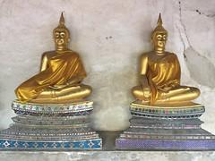 IMG_3651 (lnewman333) Tags: sea river thailand temple seasia southeastasia buddha buddhist ayuthaya ayutthaya chaophrayariver kingramathibodii watputthaisawan