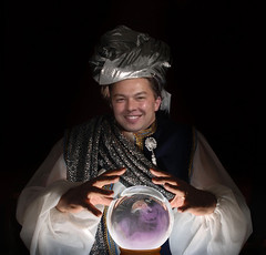 ME Fortune Telling (Epos159) Tags: reading wizard magic unitedstatesofamerica future medium occult gypsy esp prophet swami prediction crystalball prophecy clairvoyant mindreading prognosticator forecasting prognostication
