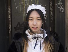 Yixuan (jeffcbowen) Tags: street portrait toronto costume stranger yixuan thehumanfamily