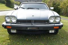 Frontal view (Pim Stouten) Tags: auto car restore vehicle jag restoration xjs jaguar macchina coup restauratie wagen pkw vhicule