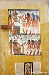 Door from the tomb of Sennedjem (konde) Tags: wood ancient tomb goddess isis osiris hieroglyphs deirelmedina maat tt1 newkingdom 19thdynasty sennedjem rahorakty