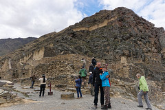 Ruiny Ollantaytambo | The ruins of Ollantaytambo
