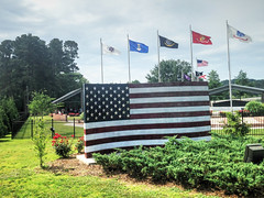 Cullman VFW Delivers Emotional Memorial Day Commemoration (cullmantoday) Tags: park county brown max memorial day alabama ken wars foreign veterans vfw commemoration cullman towndson