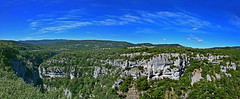 Gorges d'Oppedette (Diegojack) Tags: panorama vacances nikon provence paysagesfrance nikonpassion d7200