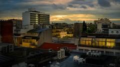 Paris roofs (x.grangier) Tags: paris night blue hour longexposure