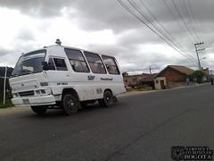 Colectivo Coodiltra ZP 7033 (Los Buses Y Camiones De Bogota) Tags: bus colombia bogota autobus colectivo zp 7033 usme busologia coodiltra