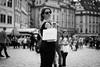 Terezie (kaddafi210) Tags: street old city light summer portrait blackandwhite bw girl monochrome face hat sunglasses fashion vintage pose spring dress photoshoot czech prague emotion bokeh posing samsung style sunny praha retro portraiture m42 czechrepublic brunette moment mode optique photoshooting carlzeiss carlzeissjena pancolar pancolar1850 czechgirl ausjena mirrorless pancolarzebra samsungnx210