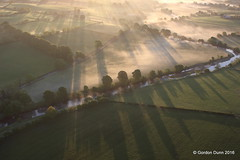 IMG_1197 (ppg_pelgis) Tags: ireland summer sunrise landscape flying northern ppg arial tyrone omagh notadrone