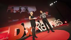 Talks TEDxRennes 2016 Anne Chevrel Sébastien Chambres