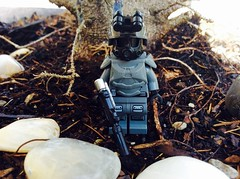 Future soldier (Brick Operator) Tags: army military lego soldier futuristic cool brickarms